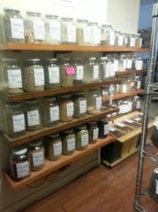 I love herbs.