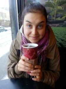 I got a vanilla roiboos tea.