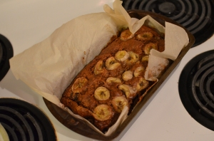 So banana bready
